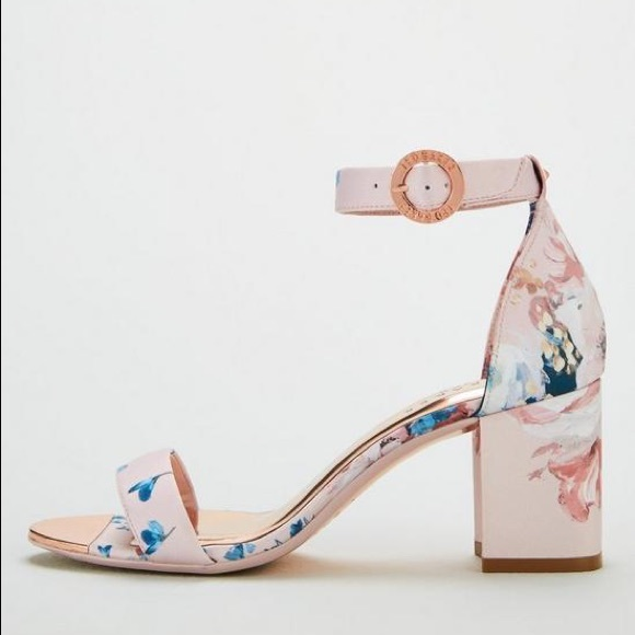 Ted Baker Shoes   Nwt Womens Floral